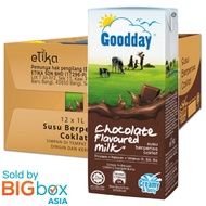 Goodday UHT Milk 1L x 12 - Chocolate