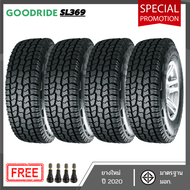ยาง GOODRIDE SL369 265/50R20 (4 เส้น)