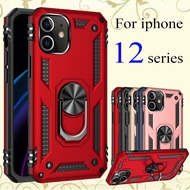 Case for iphone 12 pro cover mini max 5g 2020 iphone12 12pro 12mini iphone12pro iphone12 kickstand metal i phone bumper