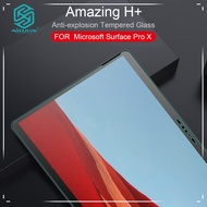 NILLKIN  For Surface Pro X /Surface Go /Surface Go2 Amazing H+ Anti-explosion Tempered Glass Film Full Coverage