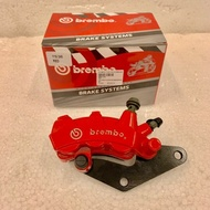 Moto Spare Parts - Front Caliper 3 Piston Brembo For Yamaha Y15zr - Motorcycles, & Accessories