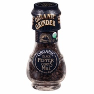 現貨 24H出貨 Drogheria & Alimentari 義大利有機黑胡椒粒研磨瓶 45g