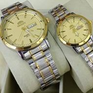 Orient watch 2 pcs japan movement AA great good