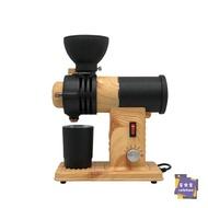 研磨機 新款potu變速鬼齒小富士磨豆機電動單品咖啡研磨機手沖家用110VT