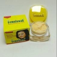 Temulawak beauty cream origibal glass pot whitening original cream