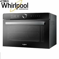 Whirlpool 惠而浦 32L 獨立式萬用蒸烤箱 WSO3200B  ◆304不鏽鋼腔體及配件