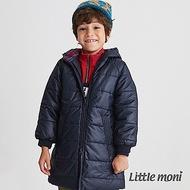 Little moni 3M科技羽絨保暖長版外套(共2色)