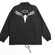 Tokyo Revengers Team Valhalla Black Limited Edition Coach Jacket For Anime
