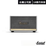 【Marshall】ACTON II 藍牙喇叭(奶油白)