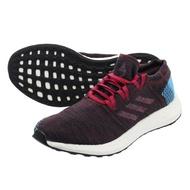 adidas PureBOOST GO愛迪達純的推進GO NIGHT RED/NOBLE MAROON/BRIGHT BLUE ah2326 LOWTEX PLUS
