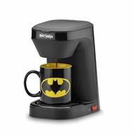 DC Batman Batman 單人咖啡機 - 蝙蝠俠 DCB-123CN 附12盎司馬克杯 [2美國直購]