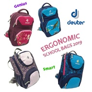 DEUTER 2019 ERGONOMIC School Bags Backpacks for Children