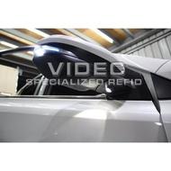 小七的車庫 豐田 toyota 2013-16 RAV4 後視鏡 LED 感應式照明 輔助 燈 照地燈 倒車輔助