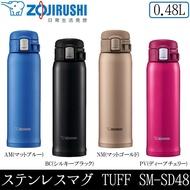 【玩潮日貨】*現貨*日本 ZOJIRUSHI 象印 SM-SD48 不鏽鋼 ONE TOUC 480ml 保溫瓶 4色