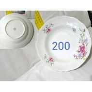 布一樣批發 臺灣老碗盤(碗公) 古董碗盤 舊碗盤 台灣古董碗盤 早期碗盤 日據時代碗盤