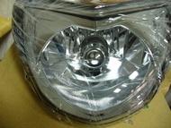 SUZUKI 台鈴 GSR 125大燈 NEX大燈組 GSR 大燈 透明版 原廠大燈組