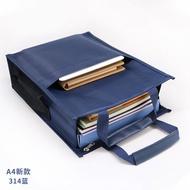 ☆File Bag Is Custom-Built IndialogoStudent Handbag Portable Bag Art Bag Tutorial Training Business Verticala3Zipper★ cR2