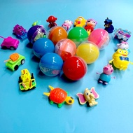 【現貨-免運費!】50mm扭蛋 混裝扭蛋球 扭蛋機 扭蛋投幣機專用扭蛋球