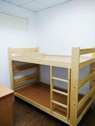【實木床架】自取  雙層床 KIKY 尺雙層床 單人床上下舖