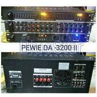 Karaoke Amplifier Pewie DA 3200 II