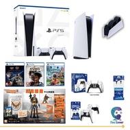 【現貨】PS5 PlayStation5主機 光碟版台灣公司貨+PS5PS4遊戲+PS5原廠周邊+贈【NeoGamer】