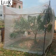 防鳥網 防蟲網罩水果樹蔬菜大棚楊梅櫻桃藍莓蓮霧臍橙桃樹防鳥防風專用罩 寶貝計畫