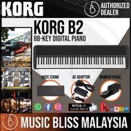 Korg B2 88-Key Digital Piano - Black (B-2/B 2) *0% INSTALLMENT*