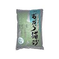 ishow《環保豆腐砂》用天然材料處理後的貓砂 對貓寶貝和環境均是安全無害 6L/包【3包組/4包組】『WANG』