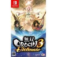 Nintendo Switch 《無雙 OROCHI 蛇魔 3 Ultimate》中文版