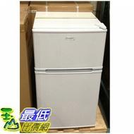 [COSCO代購] FRIGIDAIRE 雙門小冰箱 富及第 90公升 雙門獨立冰箱 _C101128 $8384