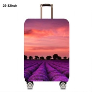กระเป๋าถือเดินทางที่คลุมกระเป๋าเดินทางProtectorผ้าคลุมฝุ่นเหมาะกับ18-32นิ้ว