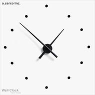 E&J【019006-01】a.cerco Wall掛鐘 時鐘/鬧鐘/loft風/工業風/無印風/設計/無印風格/北歐