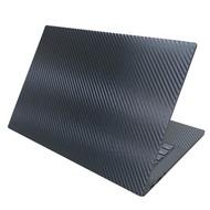 【Ezstick】Razer Blade Stealth 13.3 RZ09-0281 黑色立體紋機身貼(含上蓋貼、鍵盤週圍貼、底部貼)