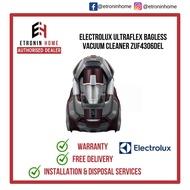 Electrolux UltraFlex Bagless Vacuum Cleaner ZUF4306DEL