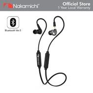 Nakamichi DC220 Detachable Bluetooth Version 5.0 Earphones