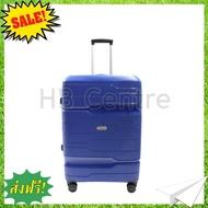 ราคาพิเศษ!! POLOTRAVEL CLUB กระเป๋าเดินทาง OC1125 ไซต์ 28 นิ้ว สีน้ำเงิน แบรนด์ของแท้ 100% พร้อมส่ง ราคาถูก ลดราคา ใช้ดี คงทน คุ้มค่า หมวดหมู่สินค้า กระเป๋าเดินทาง กระเป๋ามีล้อลาก