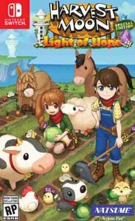 Harvest Moon: Light of Hope 牧場物語:希望之光 For Nintendo Switch NSW-0259