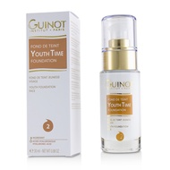 維健美 Guinot - 青春粉凝霜Youth Time Face Foundation