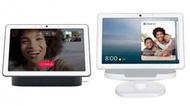 Google Nest Hub Max Smart Display Charcoal Adjustable Stand Choke