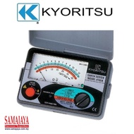 Kyoritsu Model 4102A Earth Testers With Soft Case