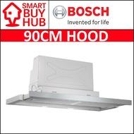 BOSCH BUNDLE: DFS097A50B 90CM SLIMLINE HOOD+30CM DOMINO GAS HOB+30CM INDUCTION DOMINO HOB