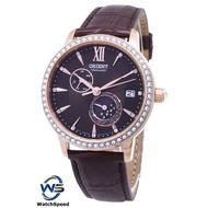 Orient Classic RA-AK0005Y10B Automatic Analog Women's Watch(Brown)
