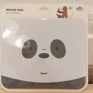 MINISO we bare bears mousepad