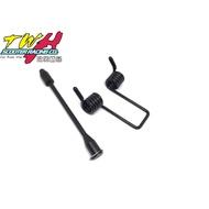 TWH改裝精品 – YAMAHA / 三代勁戰 / 二代勁戰 / GTR / AERO 坐墊彈簧 椅墊 置物箱彈簧