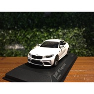 1/43 Minichamps BMW M2 Competition 2019 White 410026200【MGM】