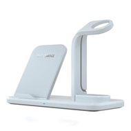 Wireless Charger Qi 3 in 1 Holder Stand Station For Apple Watch Series 5 4 3 2 Iphone 11 Pro Max XS MAX XR Iwatch Airpods 1 2