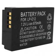 แบตเตอรี่รหัส LP-E12 กล้องแคนนอน EOS 100D,EOS M,EOS M2,EOS M10 Canon Battery