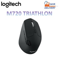 Logitech M720 Mulit-Device Wireless Mouse