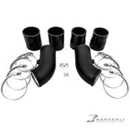 JK輪胎館 FTP BMW F10 M5 強化 金屬 渦輪管 強化金屬渦輪管