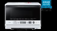日本公司貨 TOSHIBA 東芝 過熱水蒸氣 水波爐  23L ER-S60 微波爐 石窯 烤箱 蒸氣烤箱 烘烤爐 日本必買代購